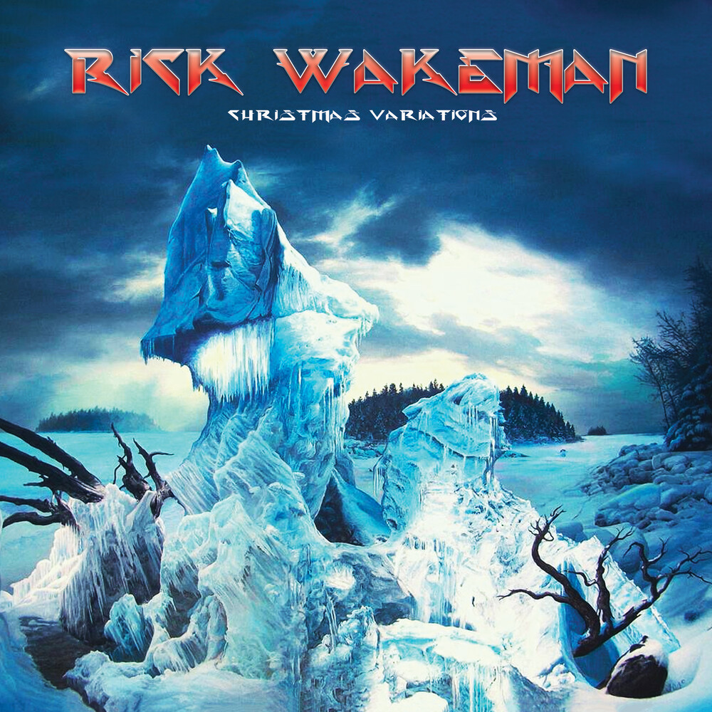 Rick Wakeman - Christmas Variations [Colored Vinyl] (Gate)