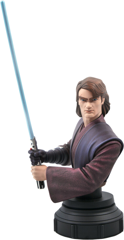 Diamond Select - Diamond Select - Star Wars Clone Wars Anakin Skywalker 1/7 Scale Bust