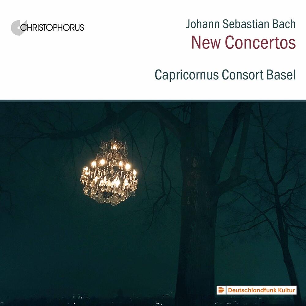 Capricornus Consort Basel - New Concertos