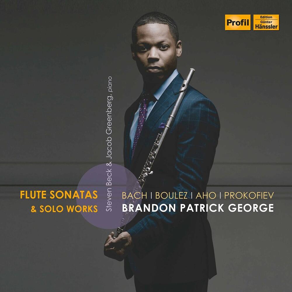 Brandon Patrick George - Flute Sonatas & Solo Works