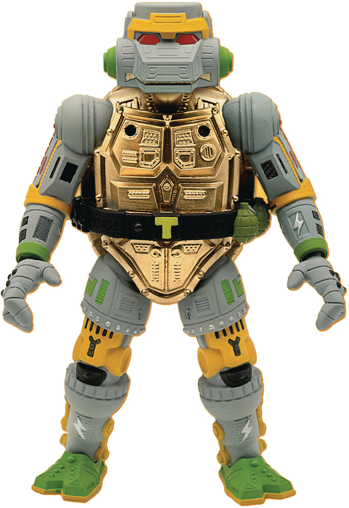 - Super7 - TMNT Teenage Mutant Ninja Turtles ULTIMATES! Wave 3 -Metalhead