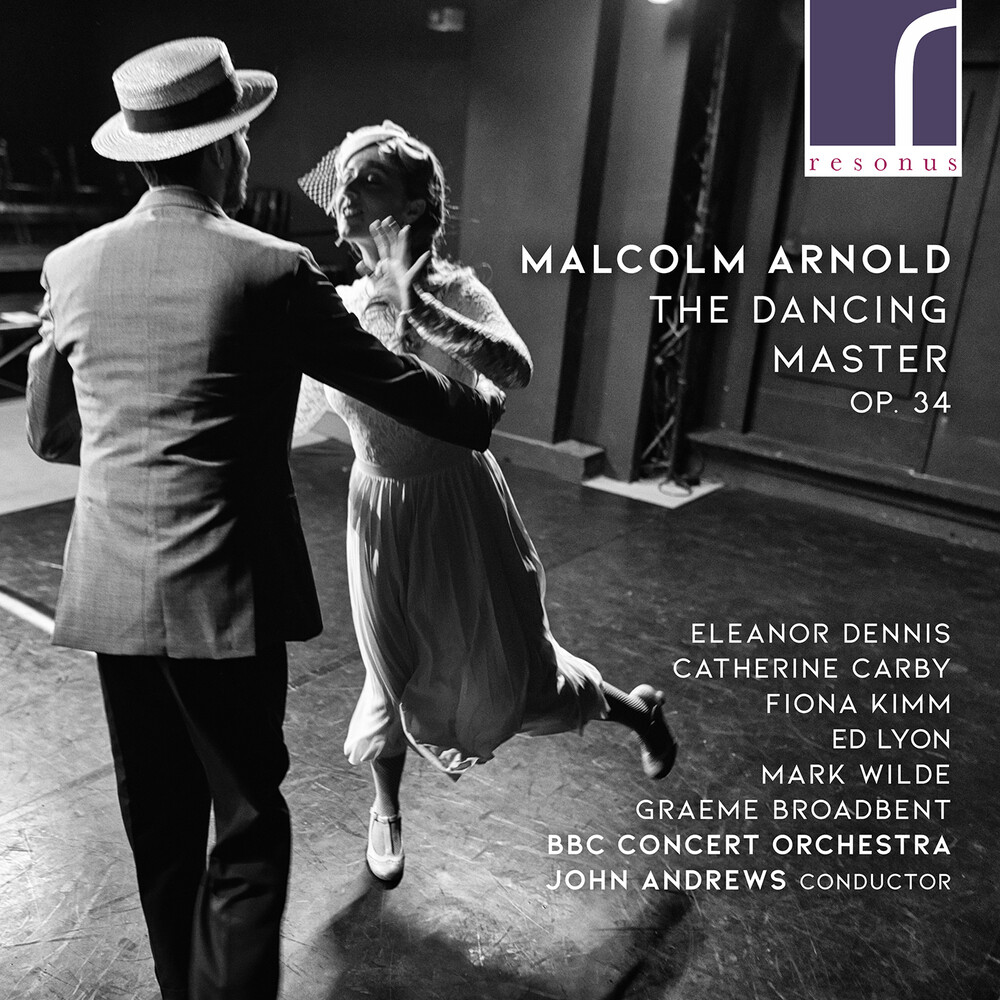 Arnold / Bbc Concert Orchestra / Andrews - Dancing Master