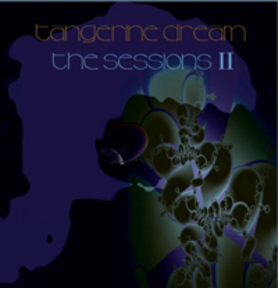 Tangerine Dream - Sessions Ii (Uk)
