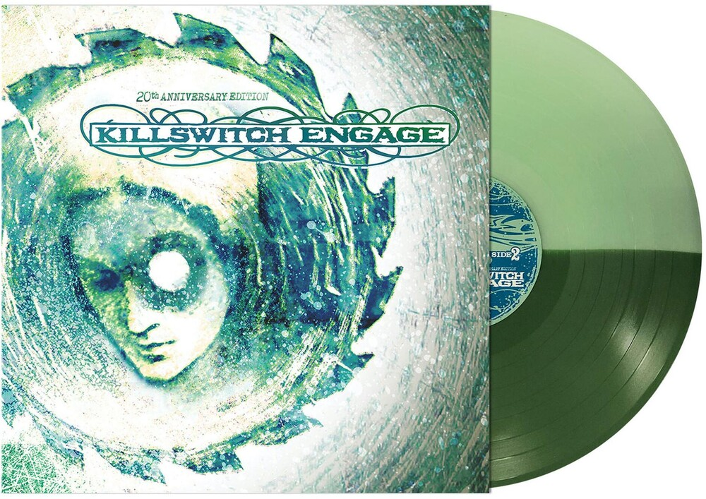 Killswitch Engage - Killswitch Engage: 20th Anniversary Edition [Coke Bottle Clear w/ Olive Green Split LP]