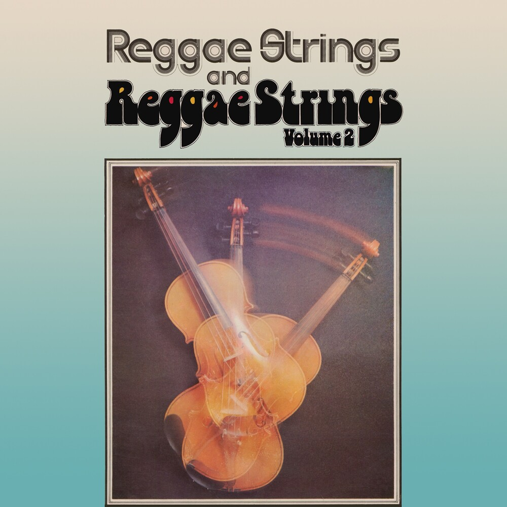 Reggae Strings - Reggae Strings / Reggae Strings Volume 2 (Uk)