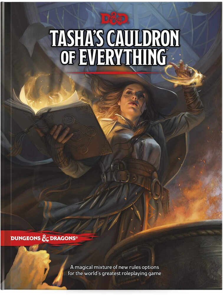 Wizards of the Coast - Dungeons & Dragons Tasjas Cauldron Of Everything (Dungeons & Dragons,D&D)