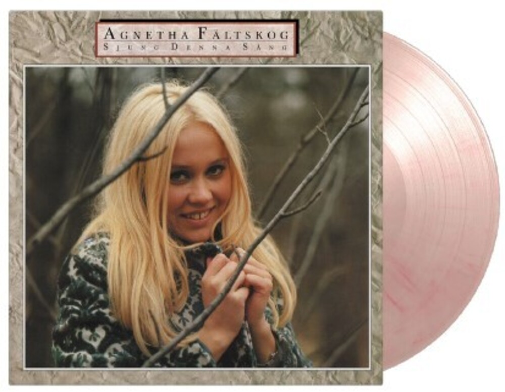 Agnetha Faltskog - Sjung Denna Sang [Colored Vinyl] [Limited Edition] [180 Gram] (Pnk) (Hol)