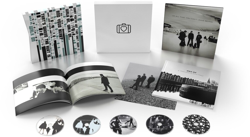 U2 - All That You Can't Leave Behind: 20th Anniversary [Limited Edition 5CD Super Deluxe Box Set]