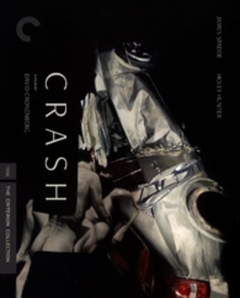 Crash - Criterion Collection: Crash / (4k Rstr Spec Ac3)