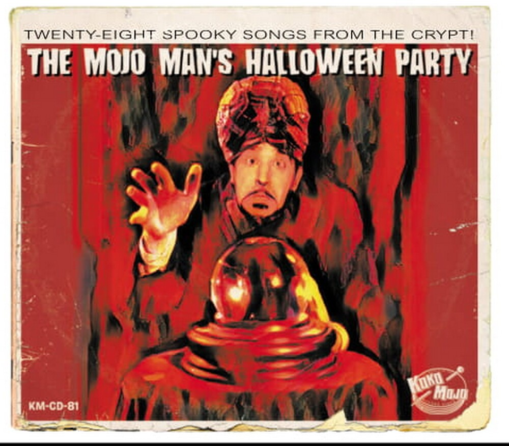 Black Halloween Vol2 - The Mojo Man's Halloween Party