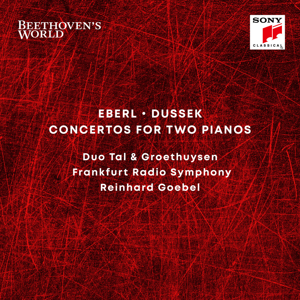 Goebel / Duo Tal / Groethuysen - Beethoven's World