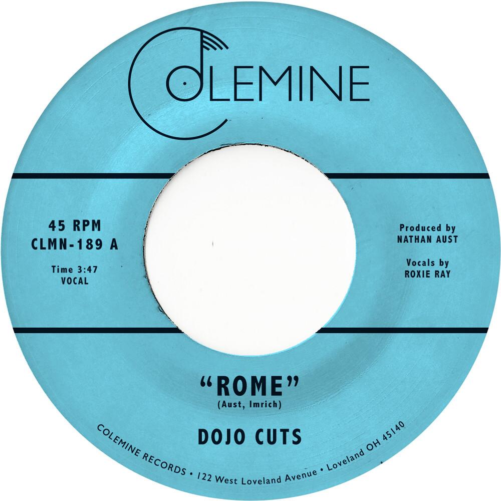 Dojo Cuts - Rome (Orange Vinyl) (Org)