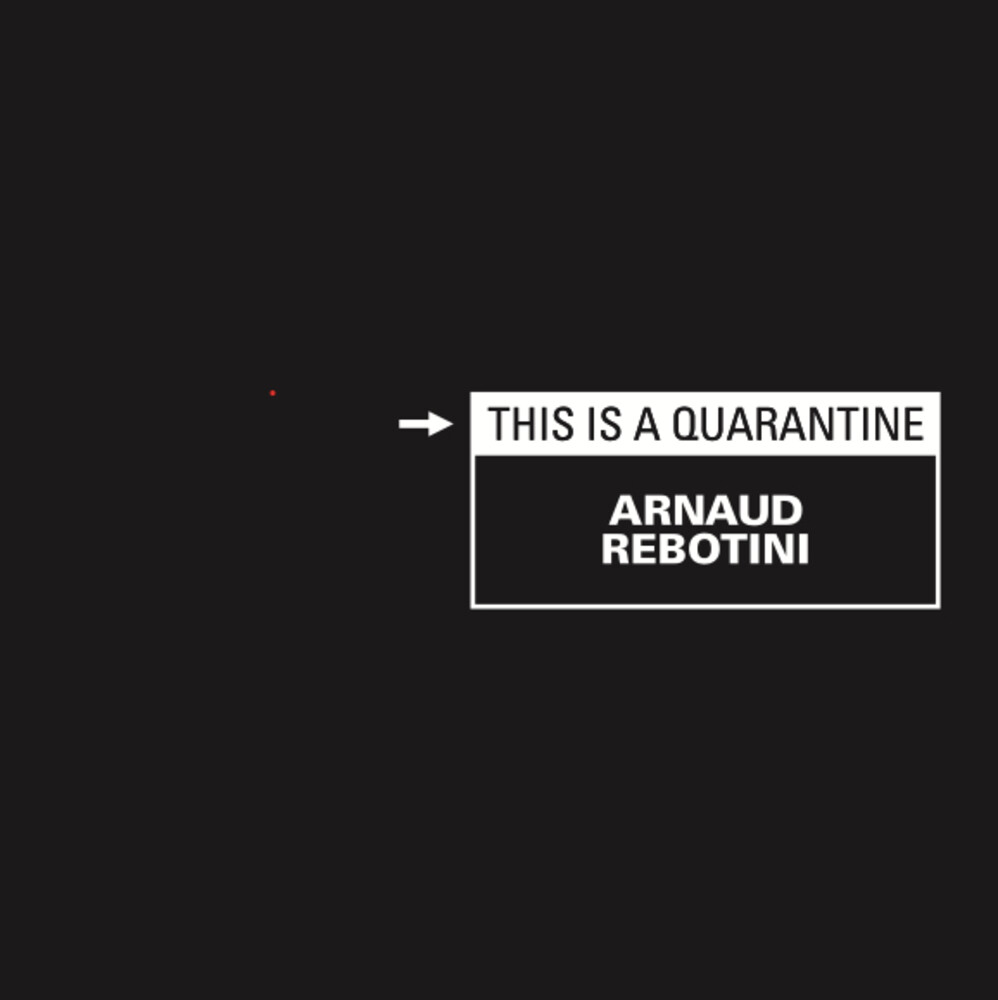Arnaud Rebotini - This Is A Quarantine (Box) [Limited Edition]