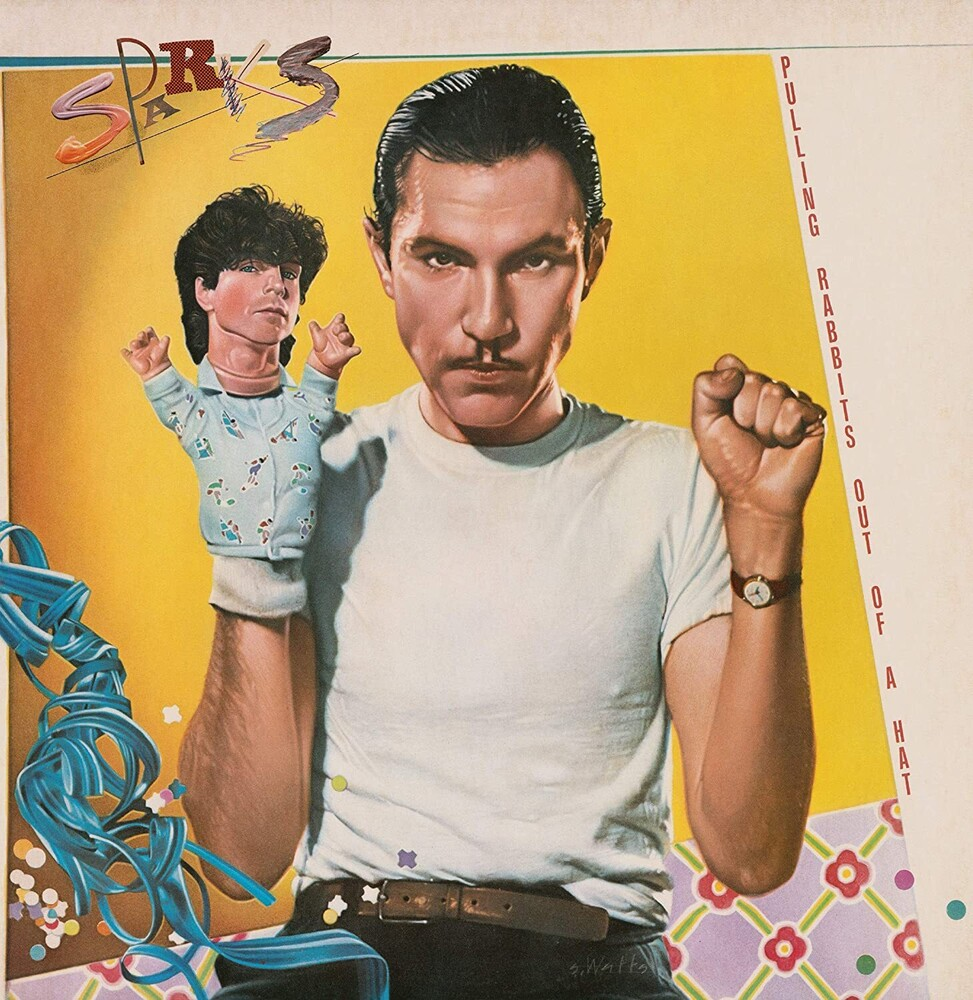 Sparks - Pulling Rabbits Out Of A Hat (Uk)