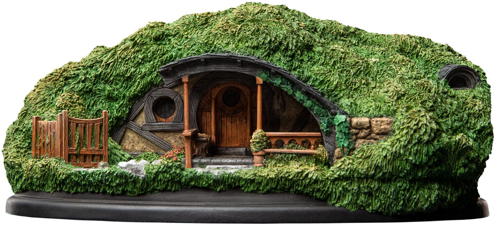 Small Polystone - WETA Workshop Polystone - Hobbit Hole - 39 Low Road