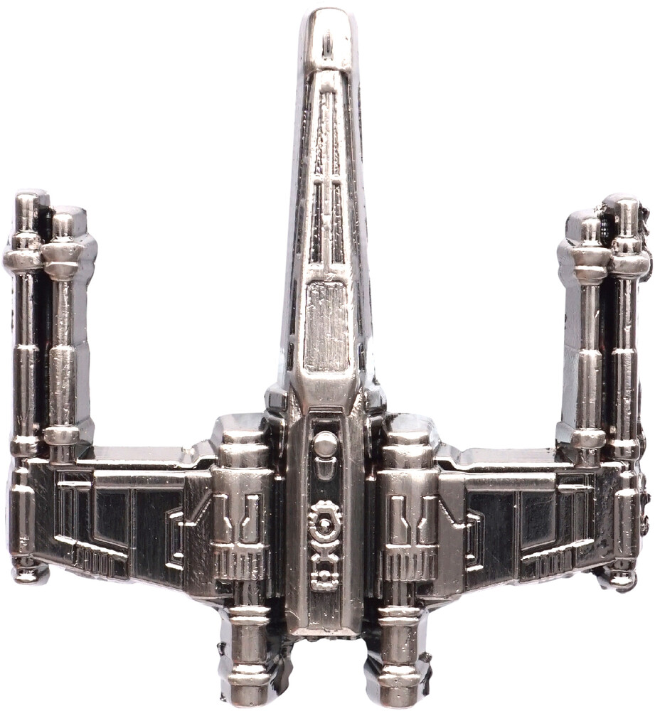 Star Wars - X-Wing Pewter Lapel Pin - Star Wars - X-Wing Pewter Lapel Pin