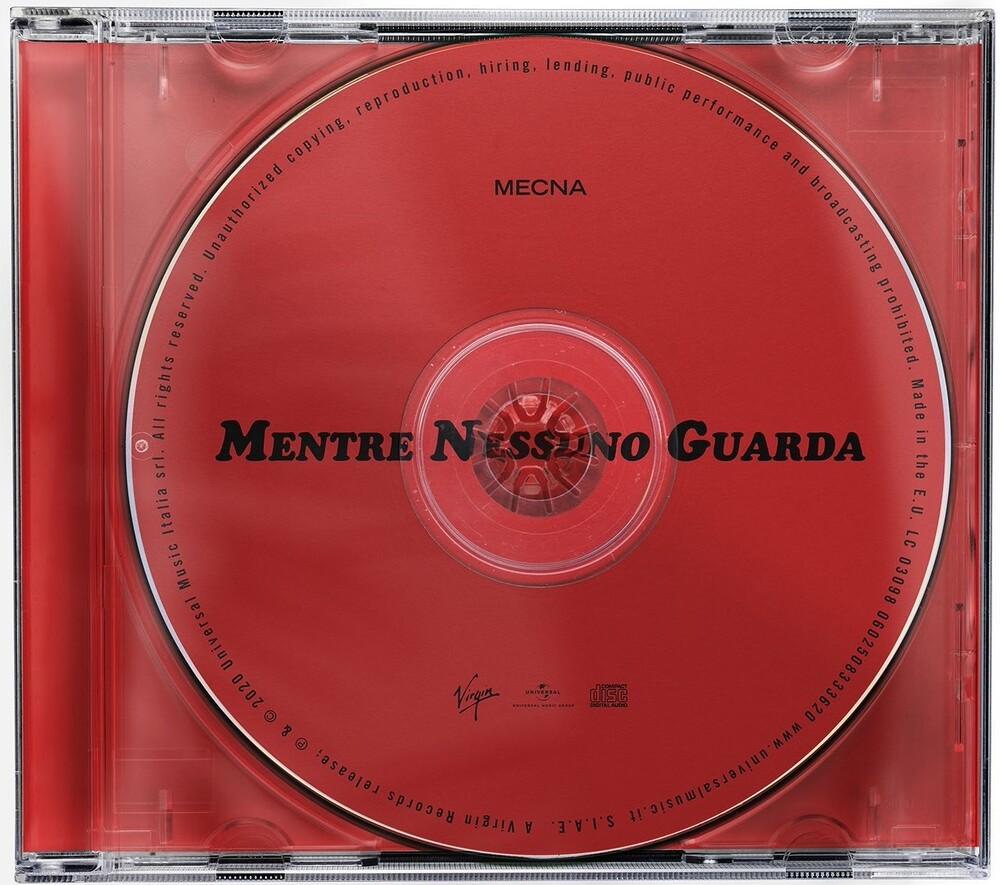Mecna - Mentre Nessuno Guarda