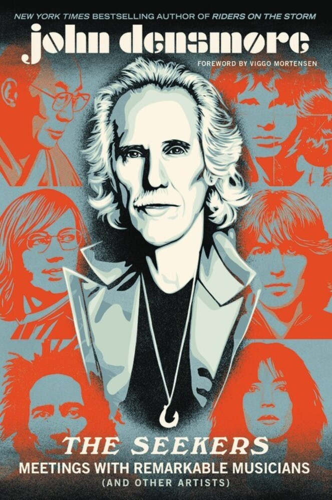 John Densmore - The Seekers: Meetings With Remarkable Musicians (and Other Artists) [RSD BF 2020]