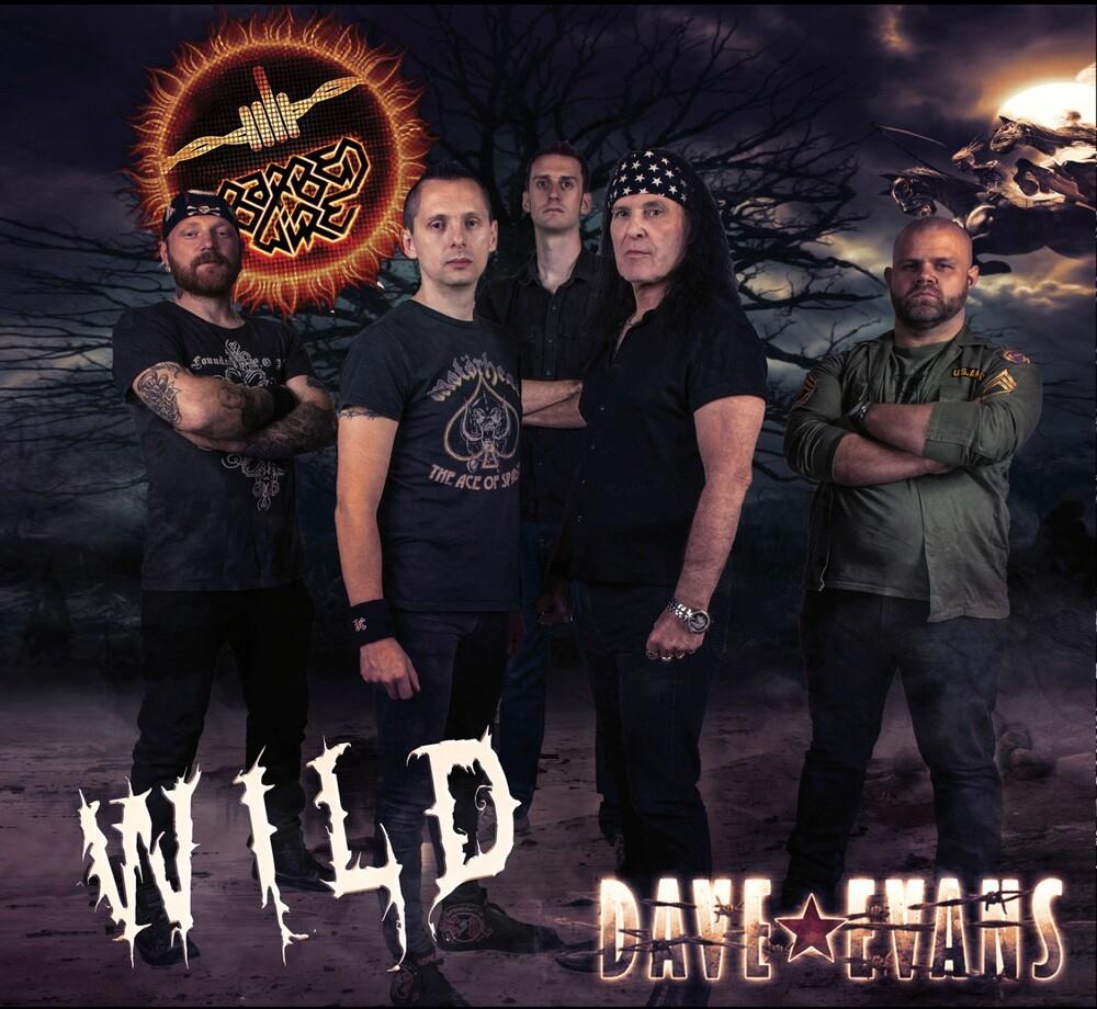 Dave Evans Original Ac/Dc Singer - Wild
