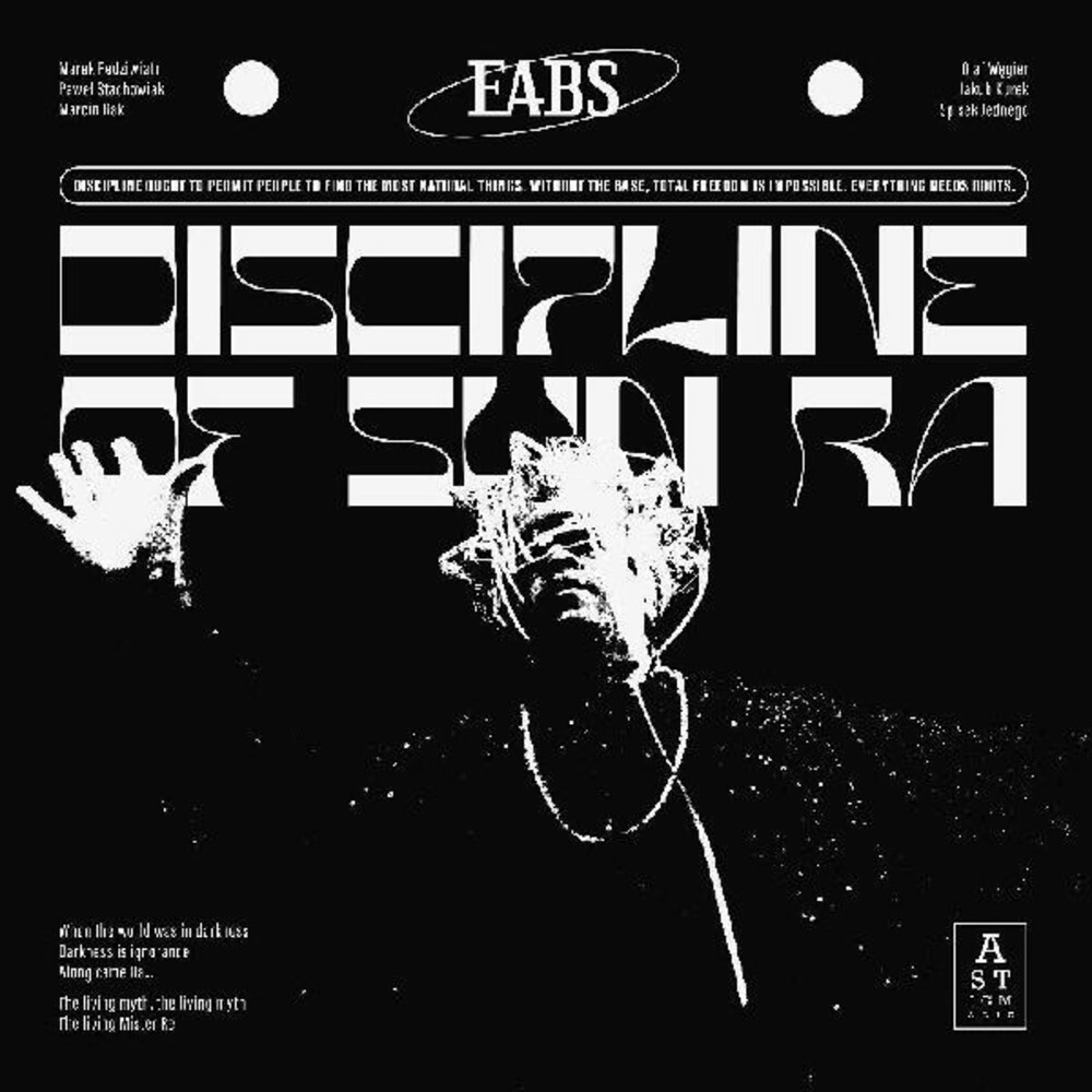Eabs - Discipline Of Sun Ra (Uk)