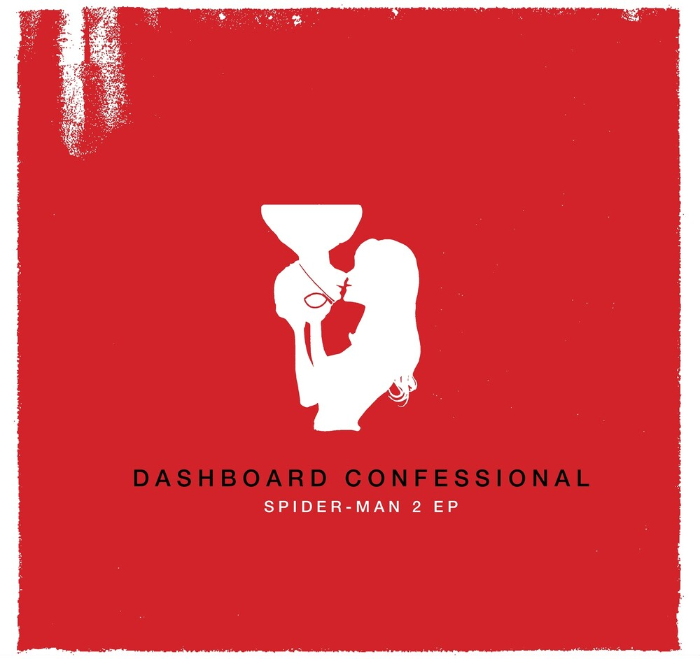 Dashboard Confessional / Danny Elfman 10in Blk - Spider-Man 2 Ep (10in) (Blk) [180 Gram]