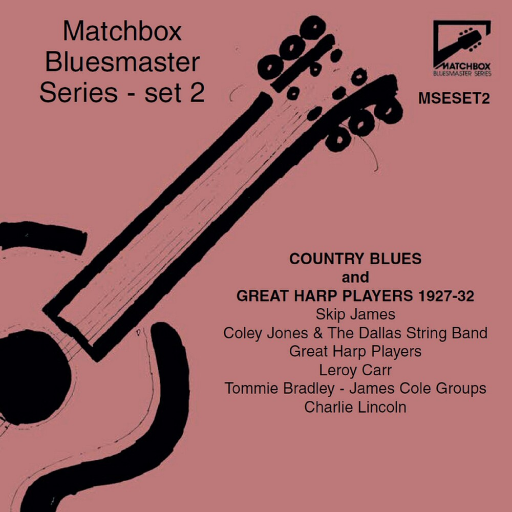Matchbox Bluesmaster 2 / Various - Matchbox Bluesmaster 2 / Various (Box)