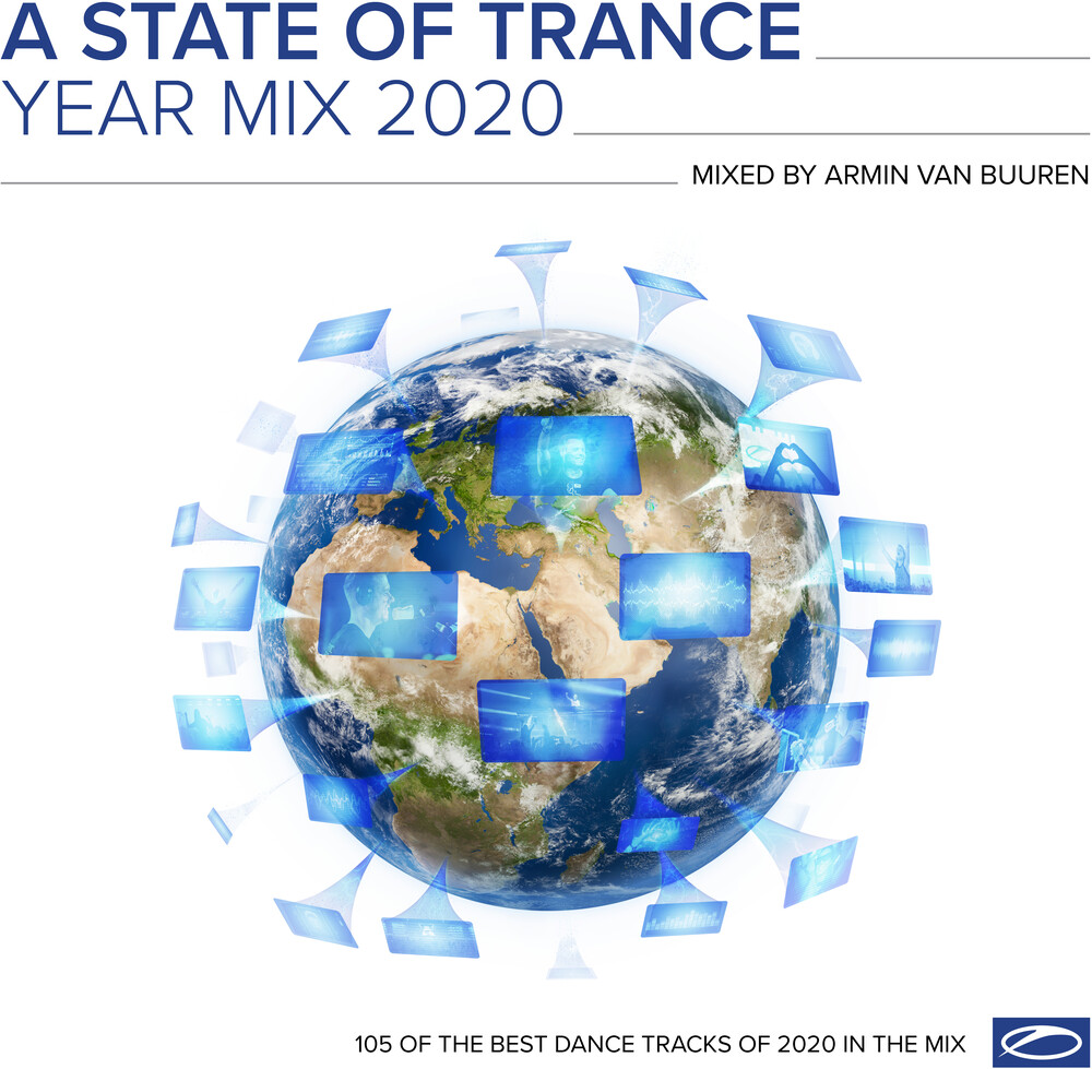 Van Armin Buuren - State Of Trance Year Mix 2020 (Hol)