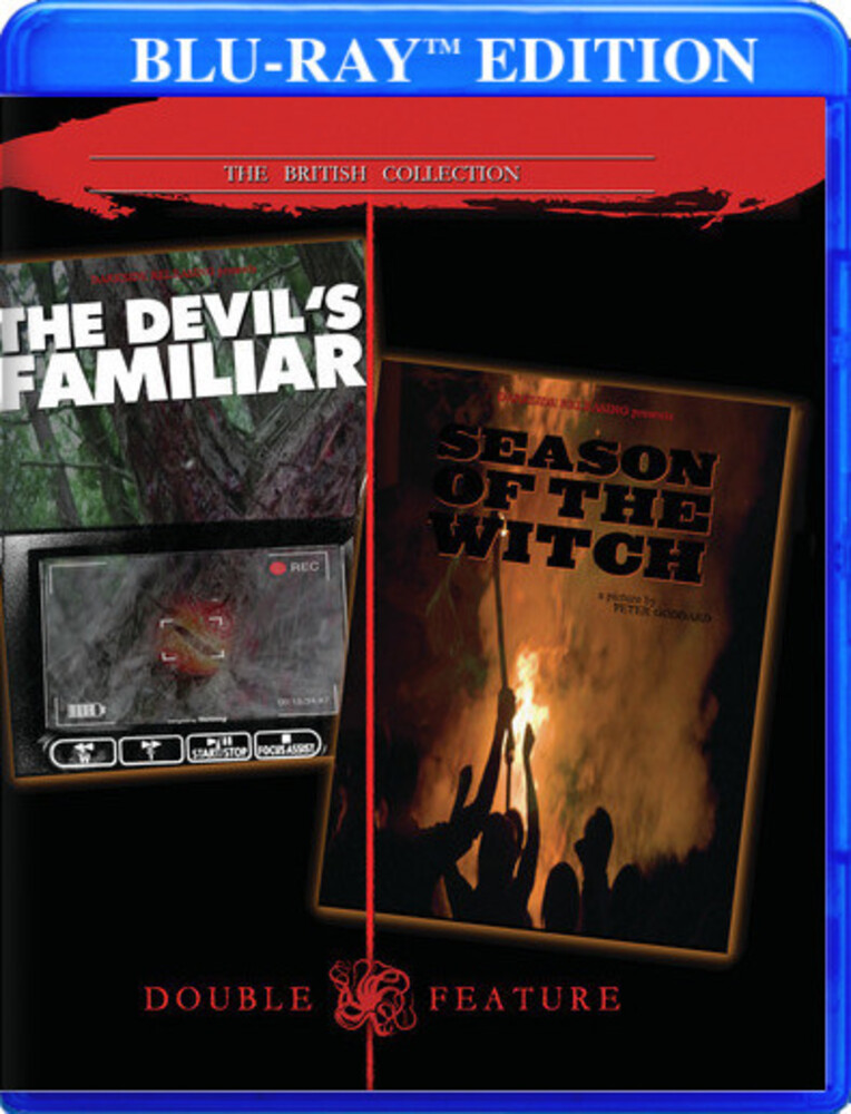 Devil's Familiar / Season of the Witch - Devil's Familiar/Season Of The Witch (Double Feature)