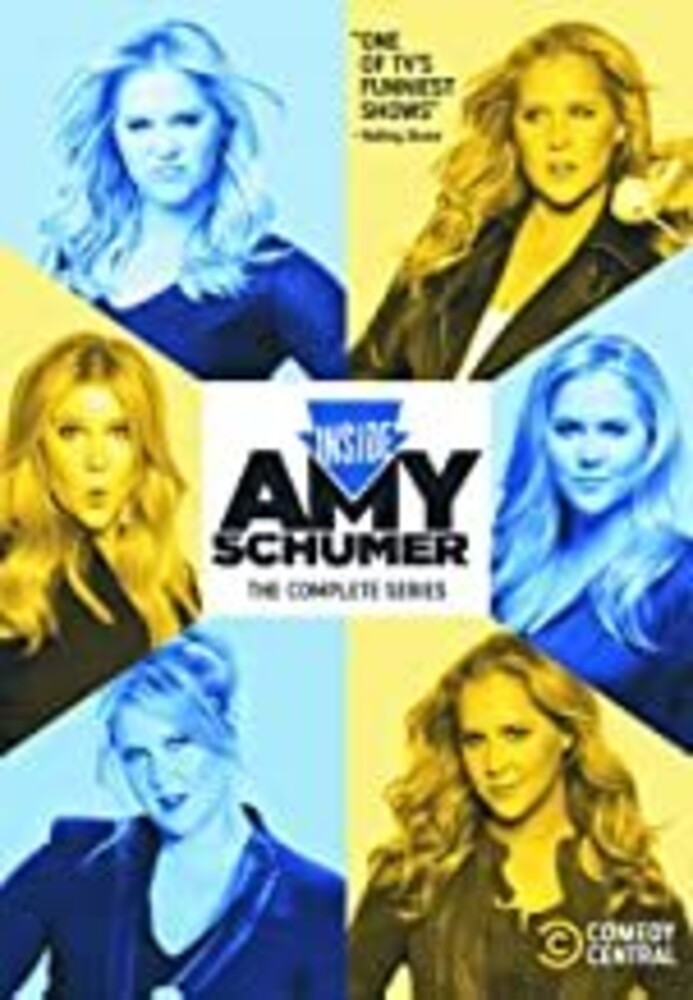 Inside Amy Schumer: Complete Series - Inside Amy Schumer: Complete Series (7pc) / (Box)