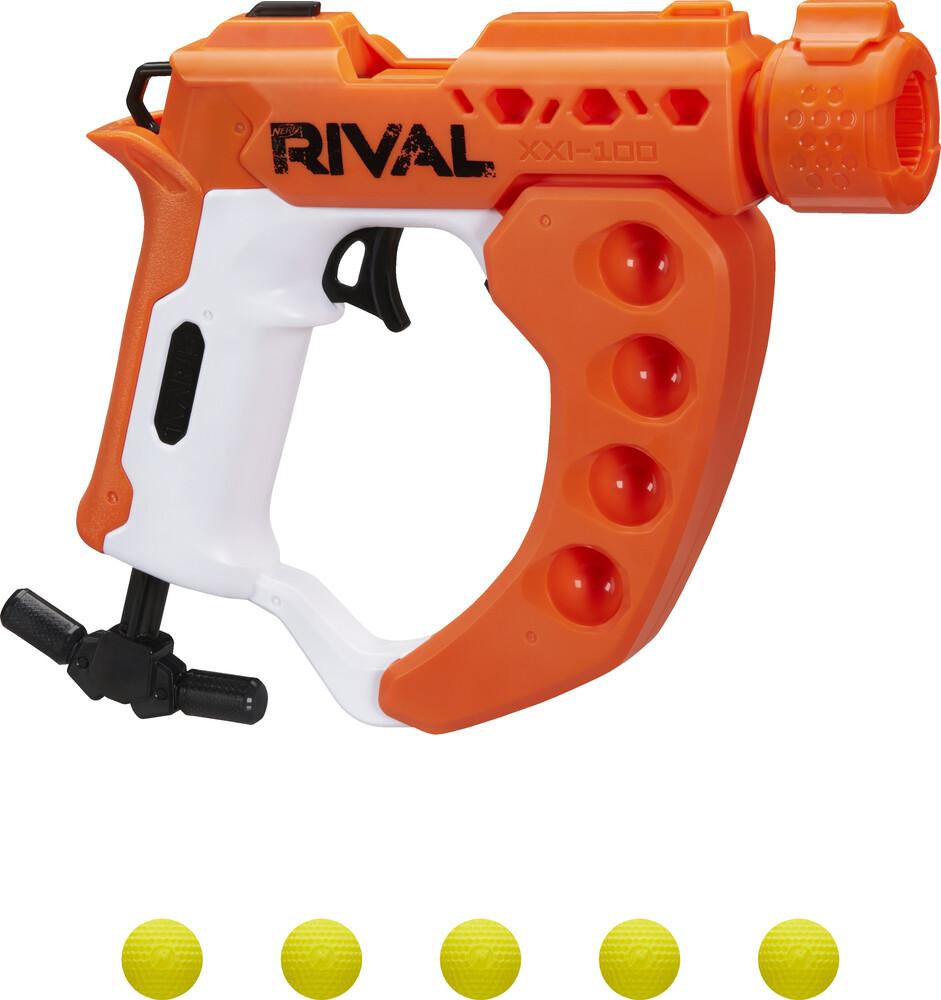 Ner Rival Curve Shot Pistol - Hasbro Collectibles - Nerf Rival Curve Shot Pistol