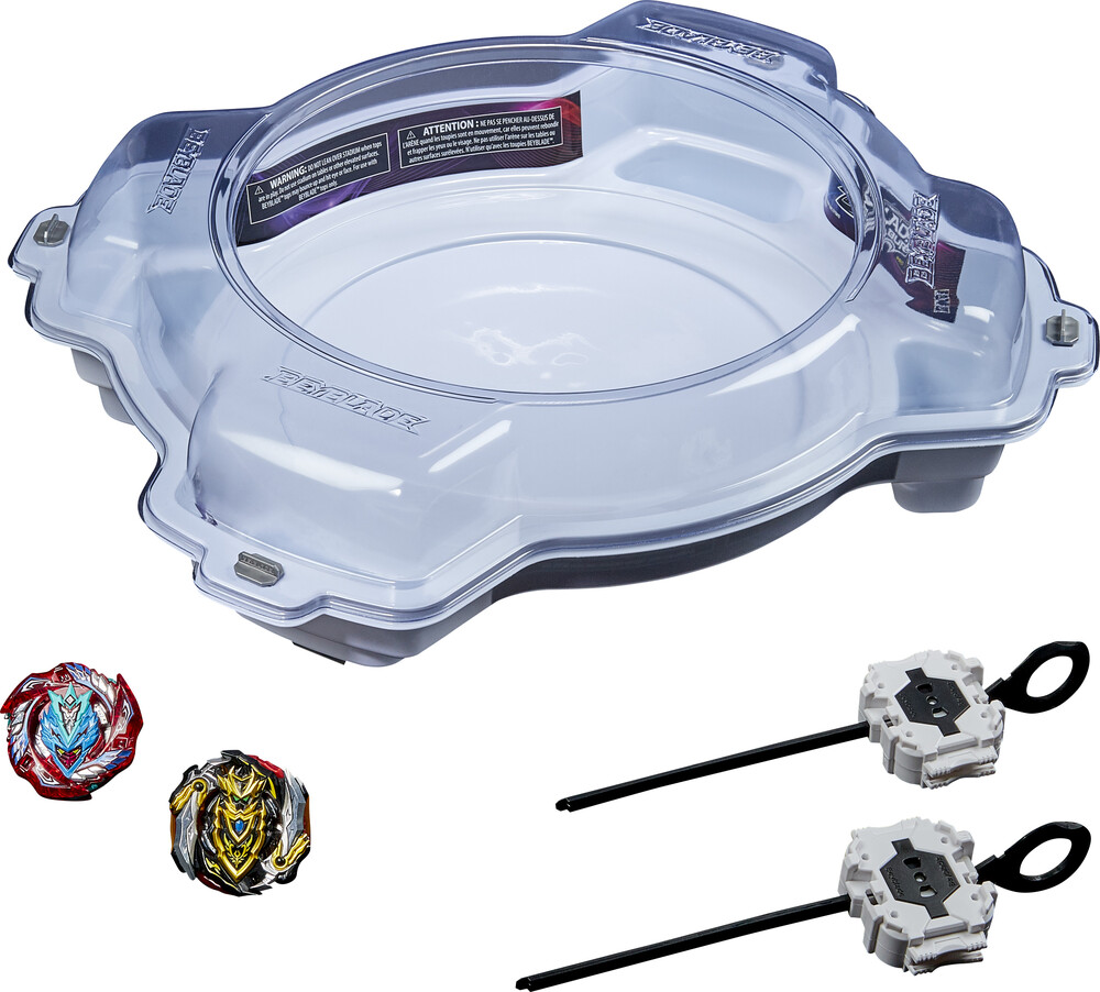 Bey Pro Series Battle Set - Hasbro Collectibles - Beyblade Pro Series Battle Pack Set