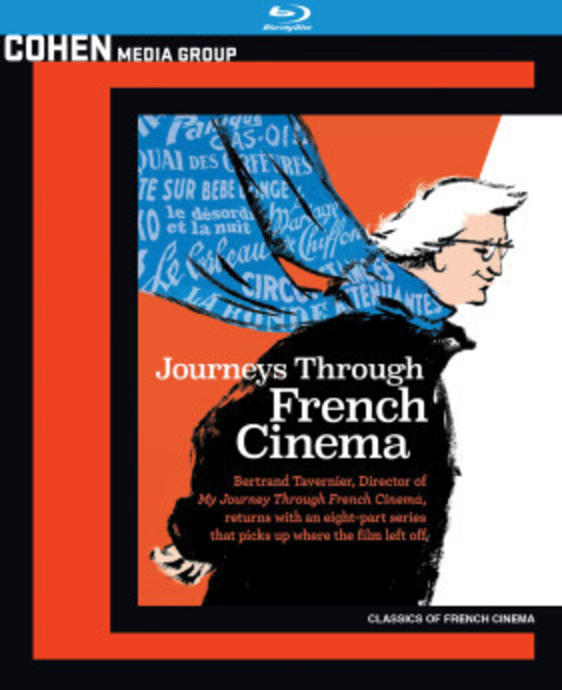 Journeys Through French Cinema (2020) - Journeys Through French Cinema (2020) (2pc)