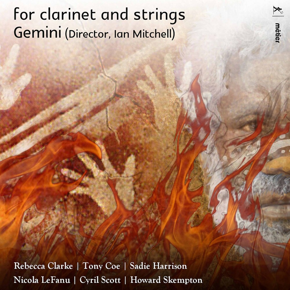 For Clarinet & Strings / Various - For Clarinet & Strings
