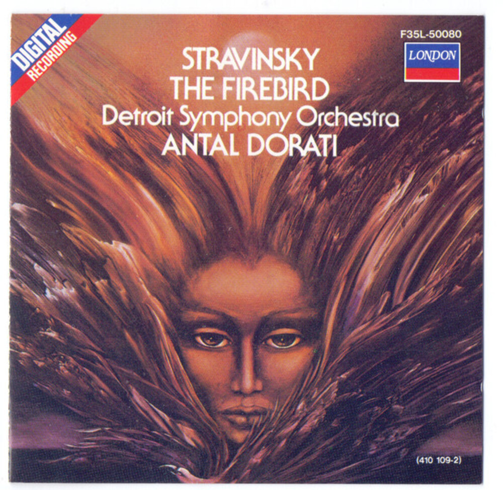 Stravinsky / Antal Dorati - Stravinsky: L'Oiseau De Feu. Apollon Musagete (SHM-CD)