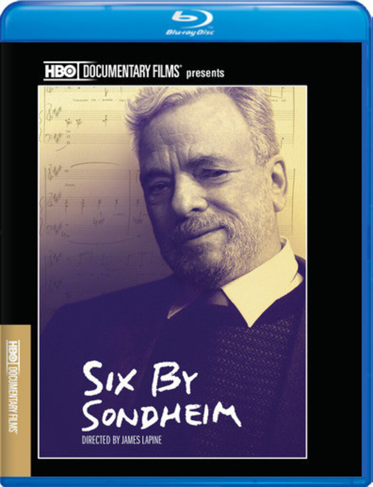 Six by Sondheim (2013) - Six by Sondheim