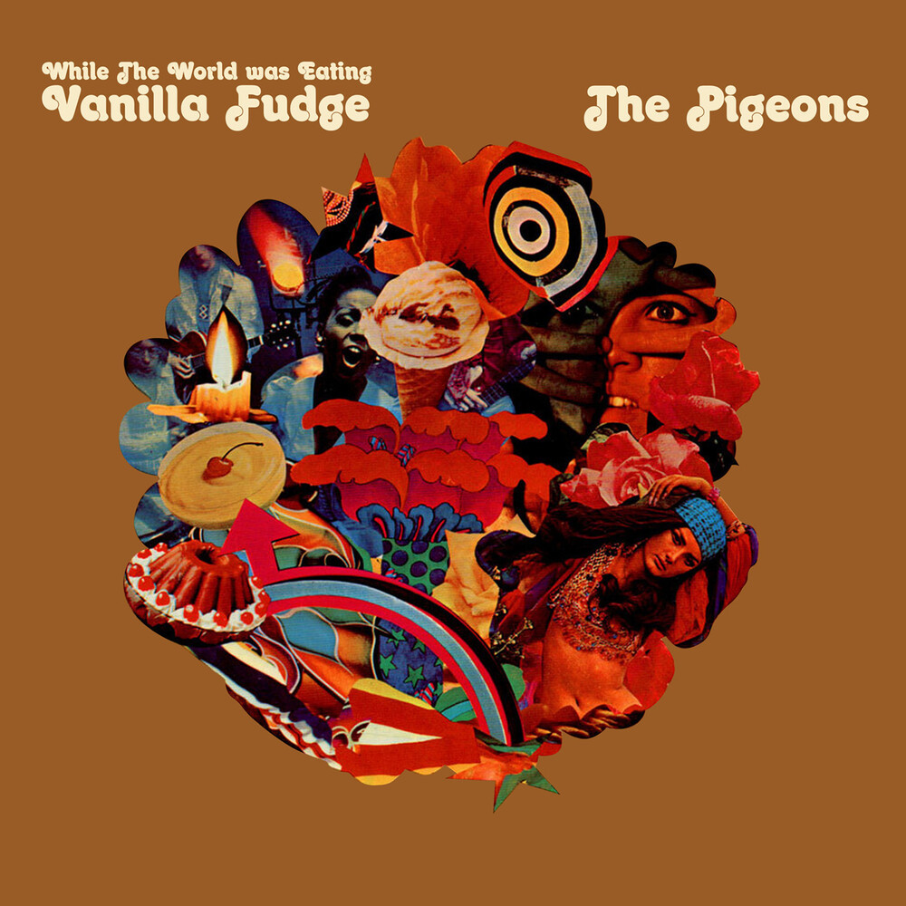 Pigeons / Mark Stein - While The World Was Eating Vanilla Fudge