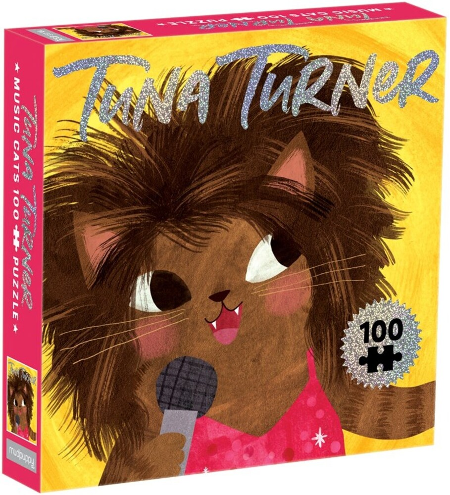 - Tuna Turner Music Cats 100 Piece Puzzle