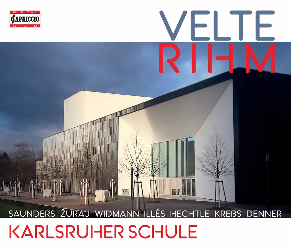 Karlsruher Schule / Various (3pk) - Karlsruher Schule