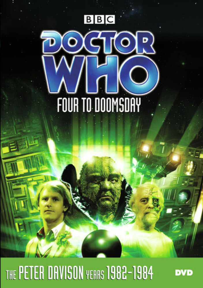 - Doctor Who: Four To Doomsday
