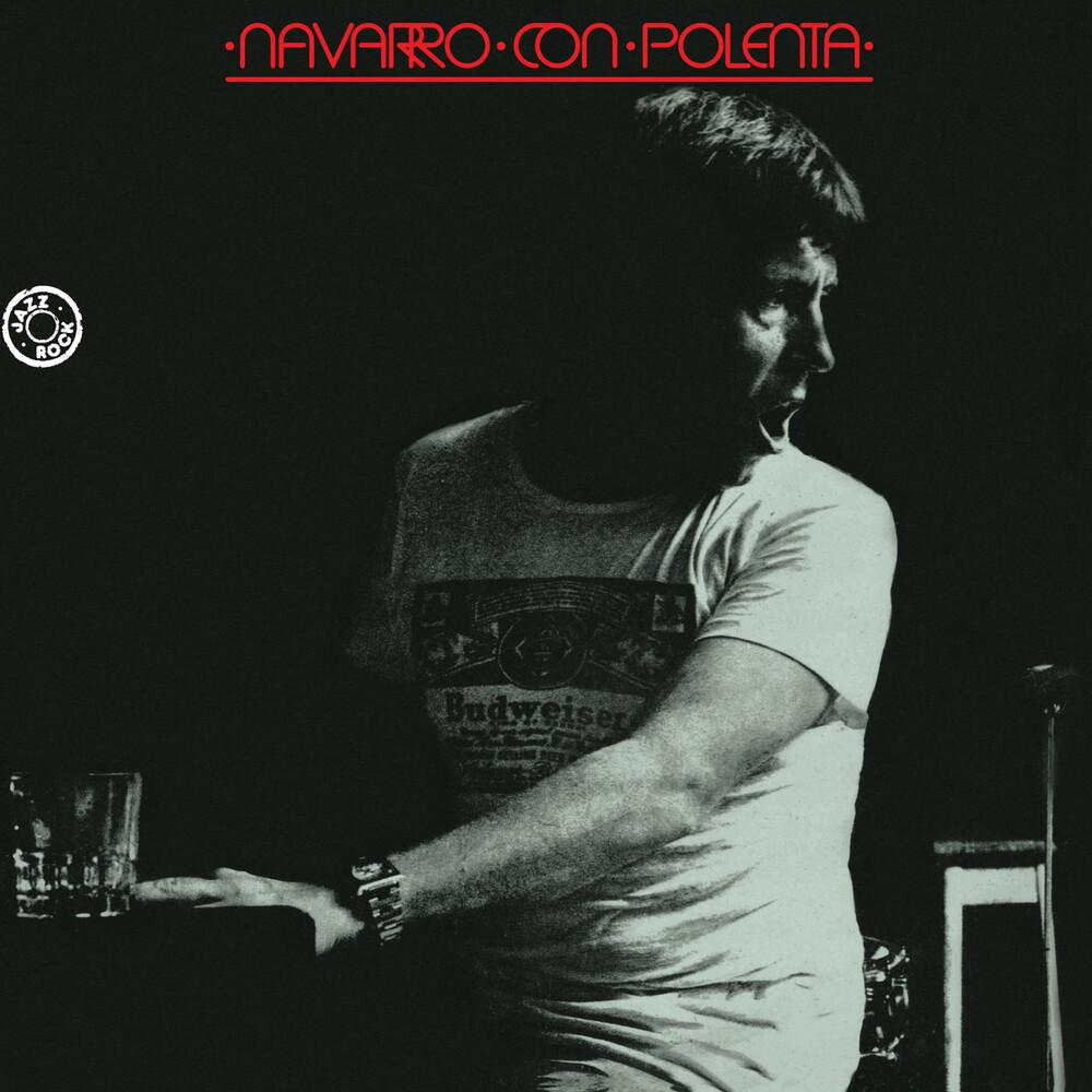 Jorge Navarro - Navarro con Polenta