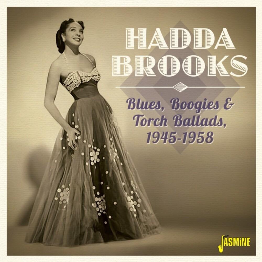 Hadda Brooks - Hadda Brooks - Blues, Boogie & Torch Ballads 1945-1958