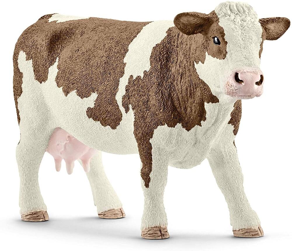 - Schleich Simmental Cow