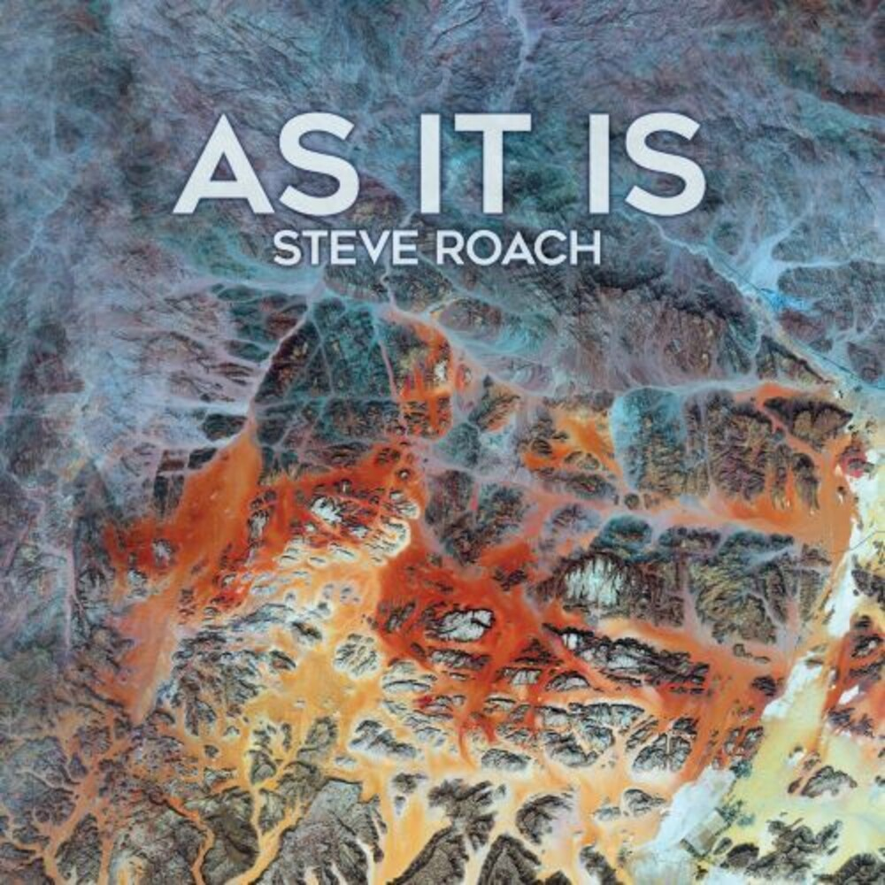 Steve Roach - As It Is [Digipak]