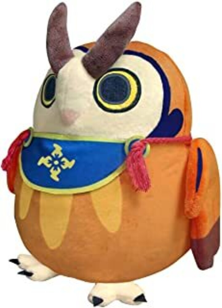 - Monster Hunter Chibi-Plush Cohoot (Plus)