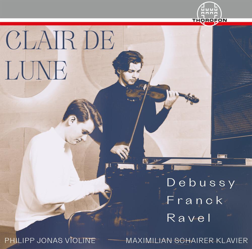 Debussy / Jonas / Schairer - Clair De Lune