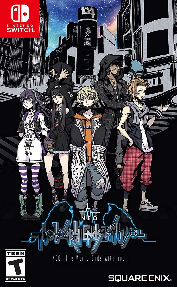- Swi Neo: The World Ends With You