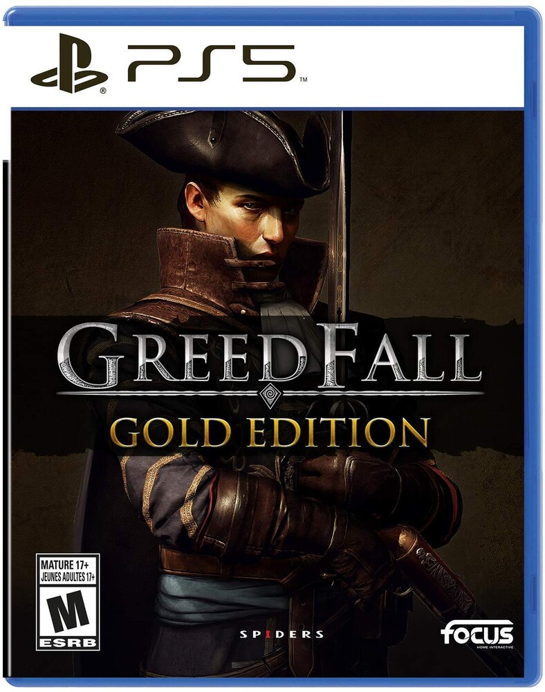 - Greedfall: Gold Edition for PlayStation 5