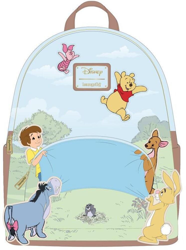 Loungefly Disney: - Winnie The Pooh 95th Anniversary Celebration Toss
