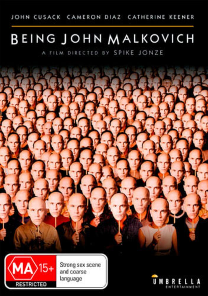 - Being John Malkovich [NTSC/0]