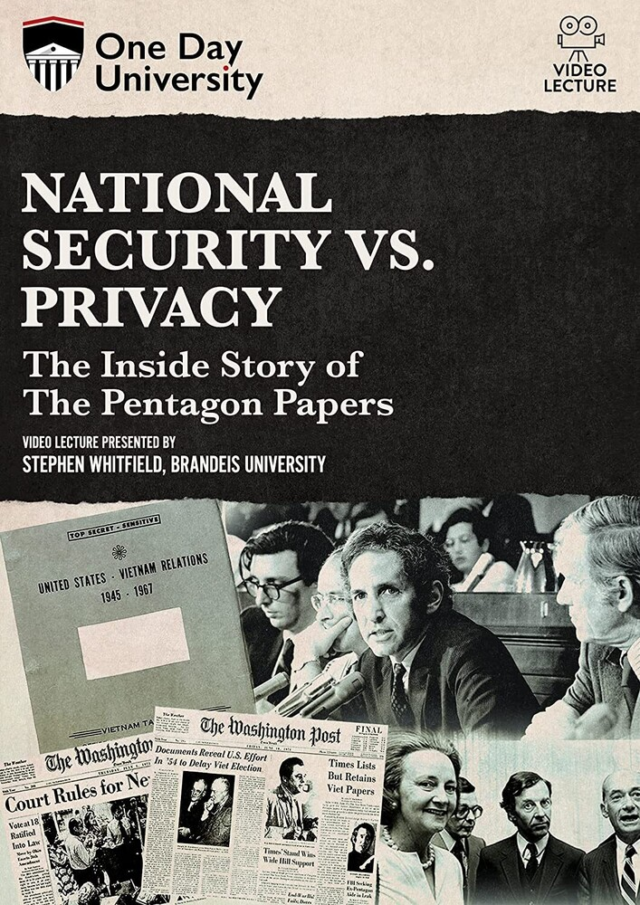 National Security vs. Privacy: The Inside Story - National Security Vs. Privacy: The Inside Story